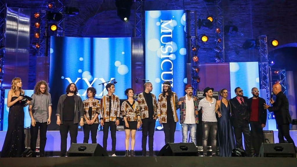 Musicultura 2019 - Sul palco i vincitori della XXX edizione