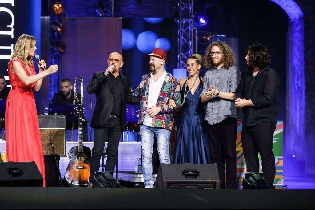 I quattro vincitori di Musicultura 2019