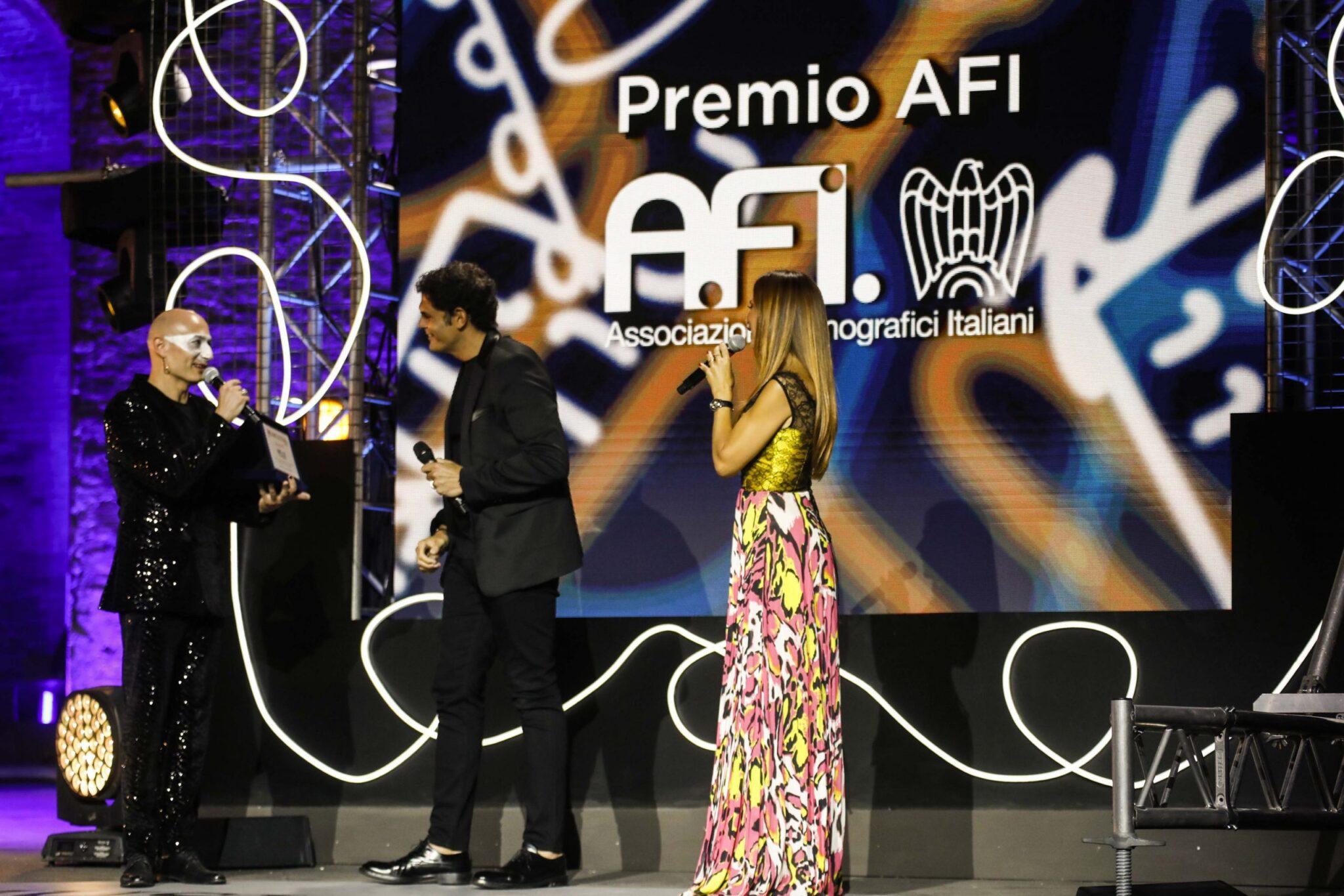 Caravaggio vince il Premio AFI