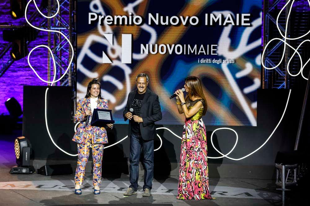 Elasi vince il Premio Nuovo IMAIE